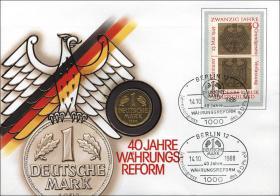 B-0210 • 40 Jahre Währungsreform