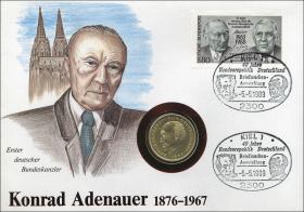 B-0248 • Konrad Adenauer - 1. Bundeskanzler