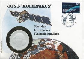 B-0254 • Kopernikus - Fernmeldesatelit