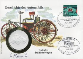 B-0262.a • Geschichte des Automobils