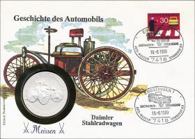 B-0262.c • Geschichte des Automobils