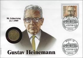 B-0272 • Gustav Heinemann