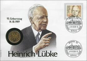 B-0282 • Heinrich Lübke