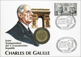B-0300 • Charles de Gaulle