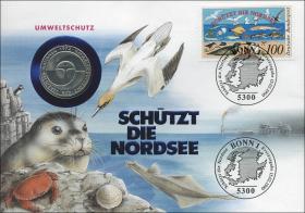 B-0312 • Umweltschutz - Schützt die Nordsee