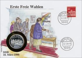 B-0315.b • Erste freie Wahlen