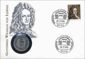 B-0319 • Gottfried Wilhelm v. Leibniz