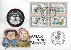 B-0322 • Max und Moritz