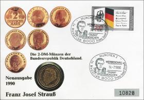 B-0342.a • F. J. Strauß