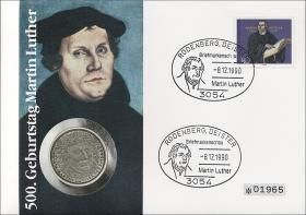 B-0371.b • Martin Luther