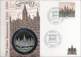 B-0380 • 750 Jahre Hannover