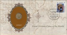 B-0383 • Great Historic Coins of the World