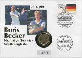 B-0384 • Boris Becker Nr. 1