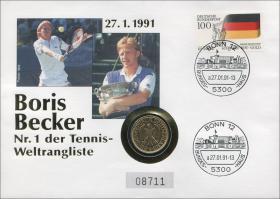 B-0384 • Boris Becker Nr. 1