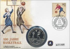 B-0396 • Basketball, 100 Jahre