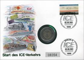 B-0409 • Start des ICE-Verkehrs