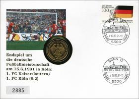 B-0423.a • Endspiel dt. Fußballmeisterschaft