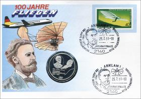 B-0431 • Lilienthal - 100 Jahre Fliegen