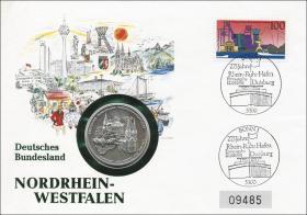 B-0445.a • Nordrhein Westfalen - Bundesland