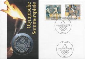 B-0476 • Olympische Sommerspiele > PP-Ausgabe