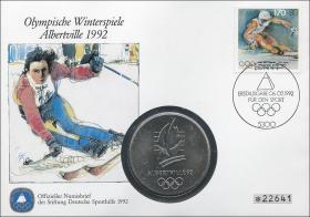 B-0481 • Olympische Winterspiele 1992