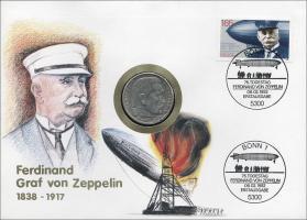 B-0483 • Graf Zeppelin 1838 - 1917 Lakehurst