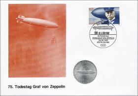 B-0484 • Graf Zeppelin - 75.Todestag