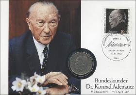 B-0490 • Dr. Konrad Adenauer