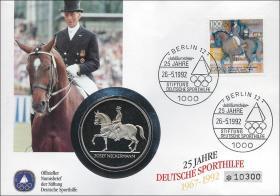 B-0515 • Deutsche Sporthilfe 1967 - 1992