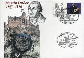 B-0539 • Martin Luther > PP-Ausgabe