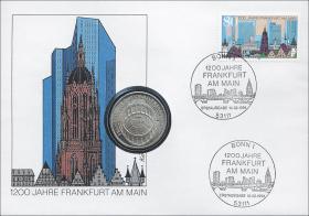 B-0702 • Frankfurt am Main - 1200 Jahre