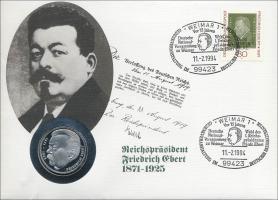 B-0715 • Friedrich Ebert - Reichspräsident > PP