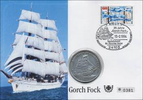 B-0716 • Gorch Fock > mit Bundeswehremblem