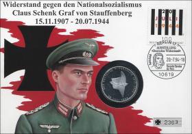 B-0766 • 20.Juli 1944 - v. Stauffenberg