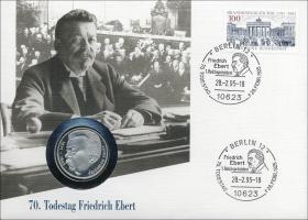 B-0814 • Friedrich Ebert > PP-Ausgabe