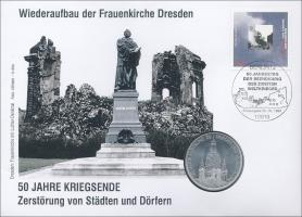 B-0839 • 50 J. Kriegsende >Frauenkirche Dresden<