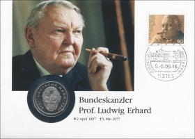 B-0846 • Bundeskanzler Erhard