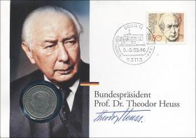 B-0847 • Bundespräsident Theodor Heuss