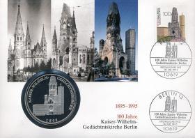 B-0865 • Gedächtniskirche Berlin