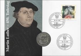 B-0899 • Martin Luther - 450. Geburtstag
