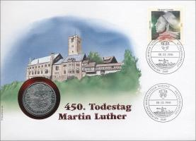 B-0900 • Martin Luther - 450. Todestag
