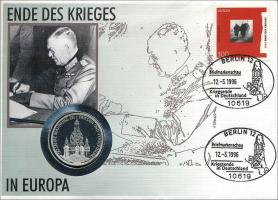 B-0911 • Ende des Krieges in Europa >PP-Ausgabe