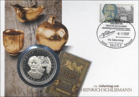 B-1001 • Heinrich Schliemann