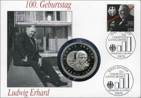 B-1009 • 100. Geburtstag Ludwig Erhard