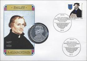 B-1016 • Melanchthon,500.Geburtstag
