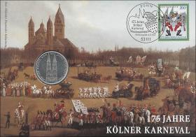 B-1018 • Kölner Karneval - 175 Jahre