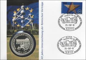 B-1028 • 40 Jahre Römische Verträge