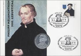 B-1032 • Philipp Melanchthon