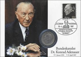 B-1035 • Bundeskanzler Dr. Konrad Adenauer