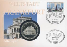 B-1043 • Weltstadt Frankfurt >Alte Oper<